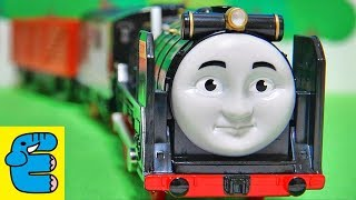 プラレールトーマス おしゃべりヒロ Plarail Thomas Talking Hiro [English Subs] thumbnail