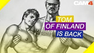 Tom Of Finland is Back (Interview)