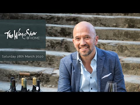 Episode 1 with Reserve Wines   The Wine Show @ HOME with Joe Fattorini   Saturday 28th March 2020