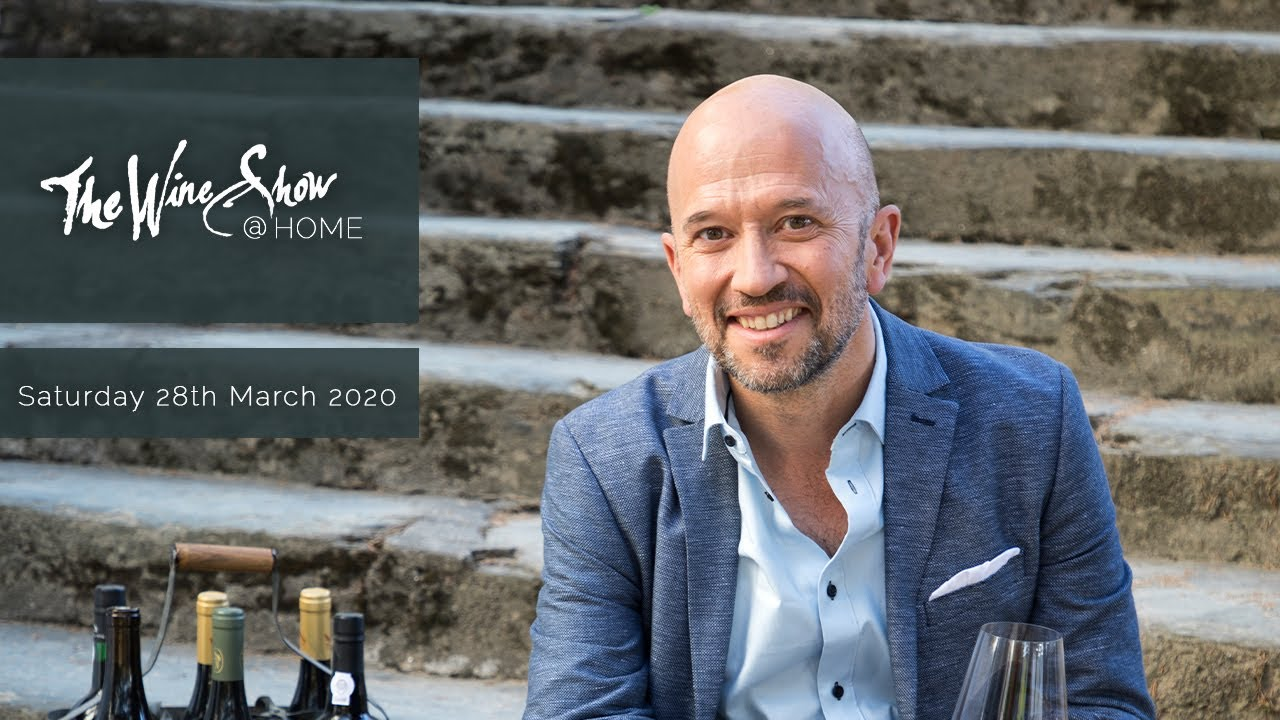 The Wine Show at Home