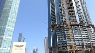The Address The BLVD- Dubai's Futuristic Building- November 2015