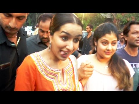 Shraddha Kapoor Father Shakti kapoor And All Family Celebrate Gudi Padwa