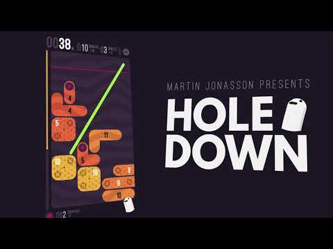 holedown - launch trailer