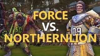 Force vs. Northernlion - Crendorian Invitational Week 2 (Blood Bowl 2)