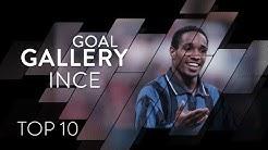 PAUL INCE | INTER TOP 10 GOALS | Goal Gallery 🇬🇧🖤💙