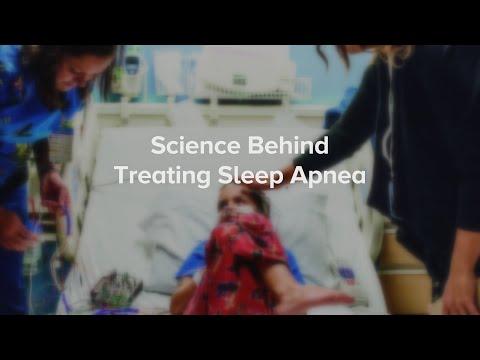 Science & Sleep Apnea |  Cincinnati Children's