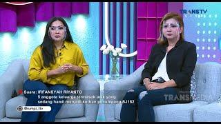 BEGINI SOSOK KAPTEN AFWAN DI MATA MANTAN PRAMUGARI SRIWIJAYA AIR   RUMPI (11/1/21) P1