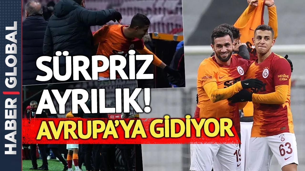 Download Galatasaray'la Sözleşme İmzalamadı Kadro Dışı Kaldı! Avrupa'ya Gidiyor