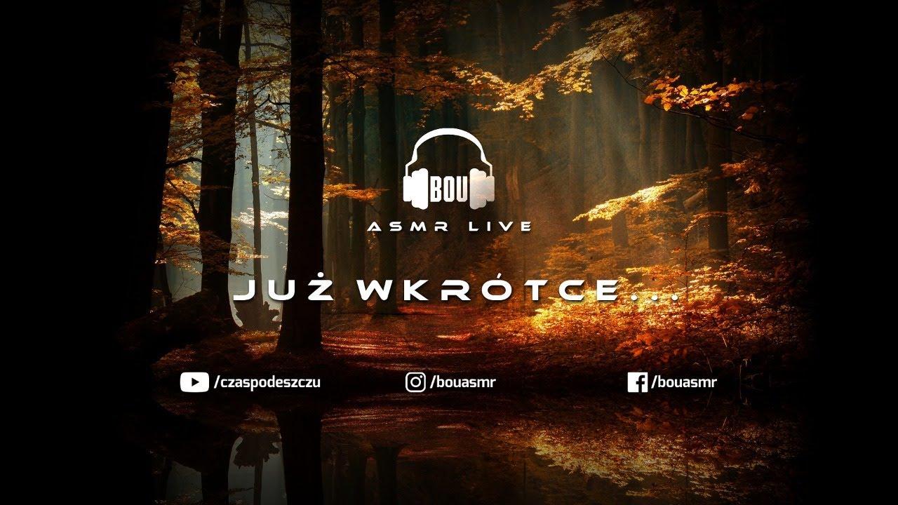 ASMR PL | Bou Live #45 - Wieczorne pogawędki (szept)