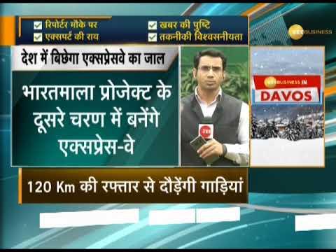 Govt to build 3,000 km expressway across India