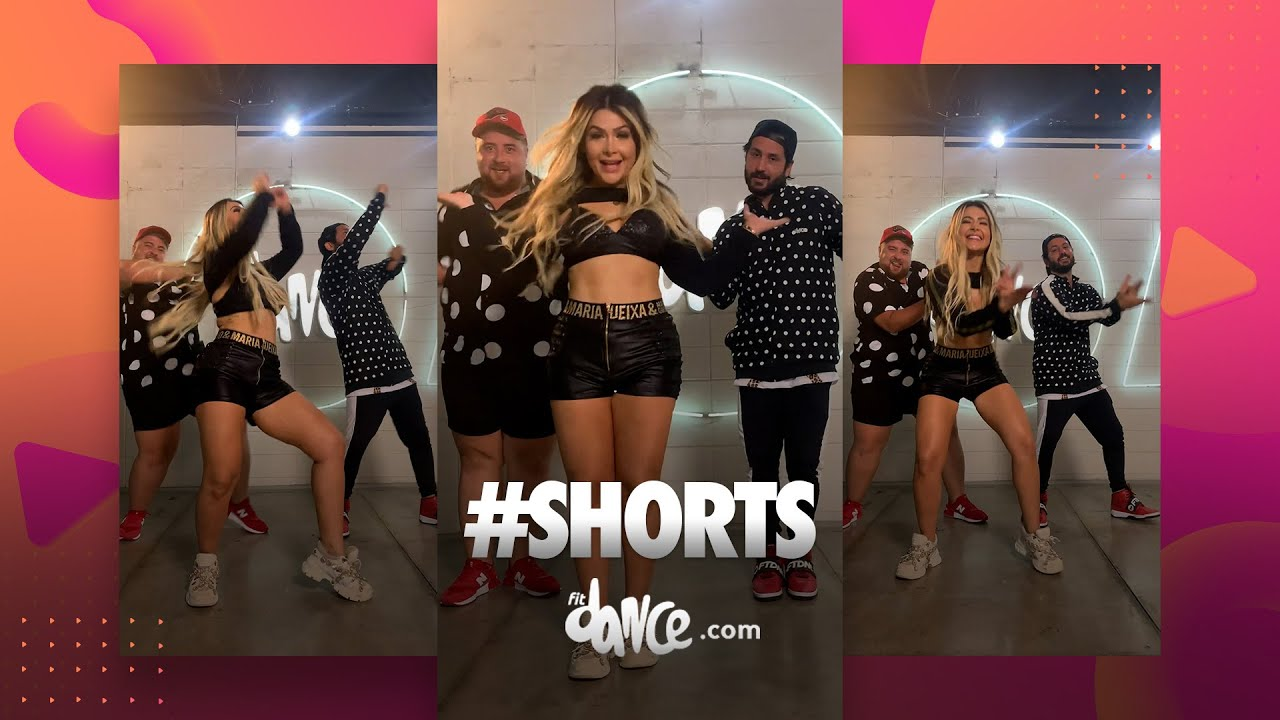 #FitDance #Shorts #Coreografia #Dance Amor ou Litrão