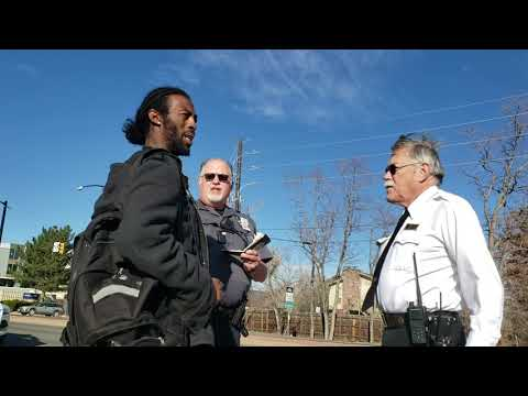 Racial Profiling By RTD And Boulder Police