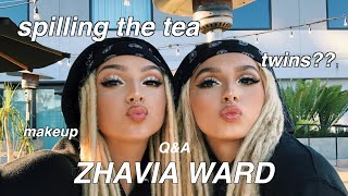 ZHAVIA DOES MY MAKEUP QA