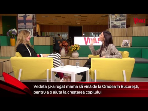 Ilinca Vandici este invitata zilei la Interviurile VIVA!