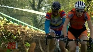 Vendée : Le cyclo-cross d'Anthony Charteau à Aizenay