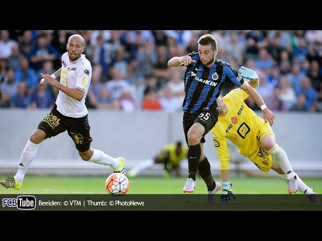 2015-2016 - Jupiler Pro League - 02. Club Brugge - KV Mechelen 3-0