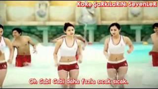 [HD/MV] SNSD & 2PM  - Cabi Song (Turkish Sub) - Stafaband
