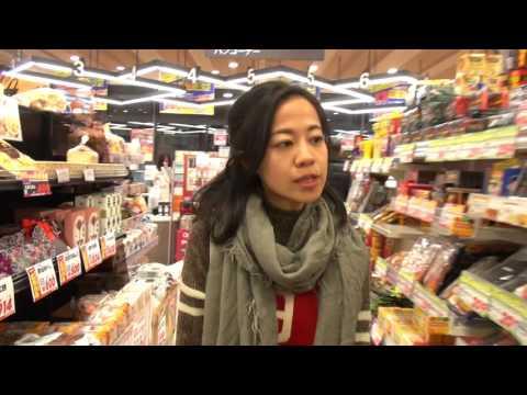 Tokyo Living! Shibuya Supermarket Dash!!
