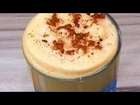 نسكافية برغوة عالية نسكافية الكافيهات فى 3 دقائق بدون مضرب How To Make Nescafe With Foam Youtube