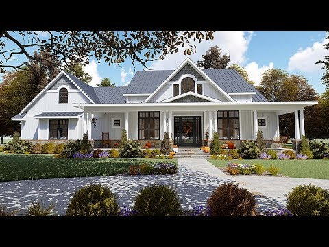 Craftsman House Plan 75154 at FamilyHomePlans