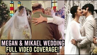 MEGAN YOUNG and MIKAEL DAEZ WEDDING FULL VIDEO