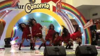 Campina Concerto My Music My Dance 2012 - Juara 2 Makassar Thumbnail