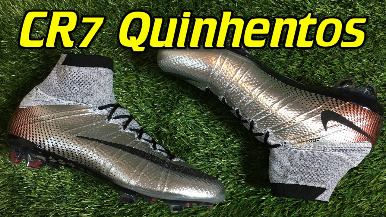 ec4e19b7212 ... usa cr7 nike mercurial superfly 4 quinhentos review on feet youtube  a9520 a5d84 ...