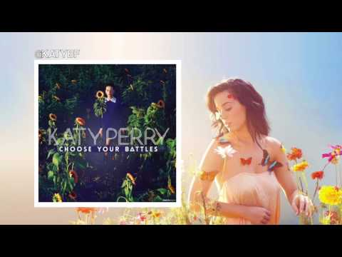 Katy Perry - Choose Your Battles - Official Karaoke (PRISM)