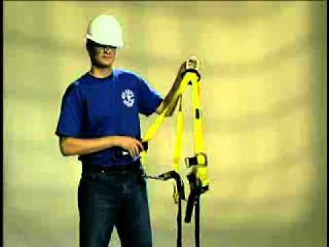 hqdefault how to put on a fall protection harness by hy safe technology youtube