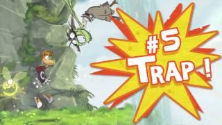 Rayman Origins 10 Ways Trailer