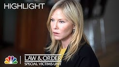 The Squad Delivers Good News in Person - Law & Order: SVU