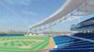 New Tampa Bay Rays ballpark