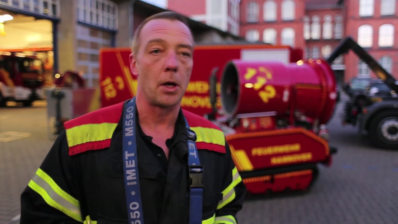 Reportage Feuerwehr