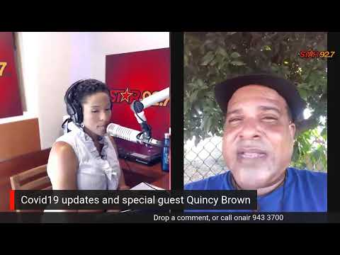 Straight Talk with Special Guest Quincy Brown