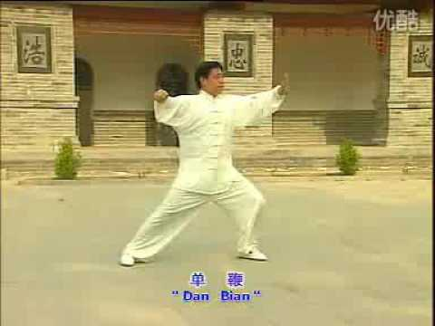 Chen Style Tai Chi   Old Frame One Teaching Video (15)
