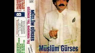 Müslüm Gürses - Aşkımız Öldü Sevgilim (orj. kaset)