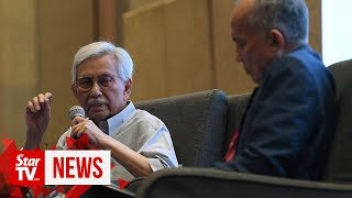 Tun Daim on modern farming, education and freedom of press