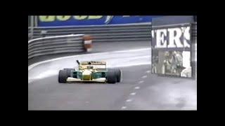 1991年 F1 第11戦 ベルギーGP(総集編より) thumbnail