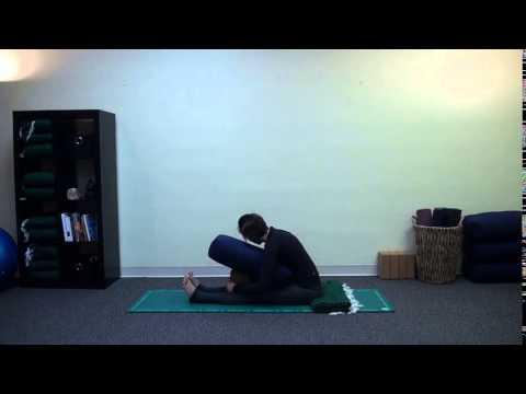 90minute yin yoga for detox  youtube