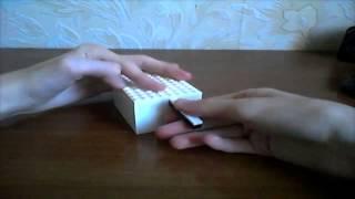 Механизм на прокачку (Ч.2): Мини лего сейф (RUS)