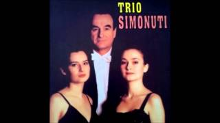 Antonin Dvorák - Slavonic dance No. 2 in E minor op. 72, Trio Simonutti