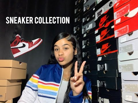 Huge Sneaker Collection