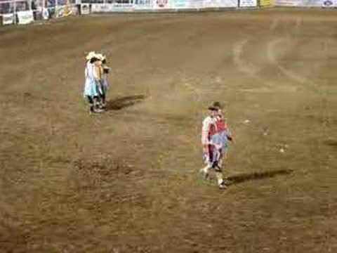 Bull Riding Rodeo Clown Youtube