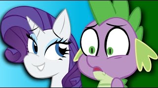 About Spike and Rarity (Animation)