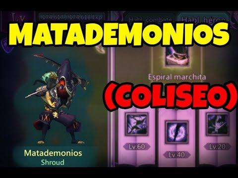 Lords Mobile ES - Matademonios (Coliseo)