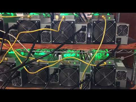 My Antminer S9 Bitcoin Mining Farm. I Am Using ASIC N GPU Mining Farm Setup . BTC + ETH GIVEAWAY!