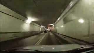 Baltimore Harbor Tunnel 2014. GoPro Hero SE