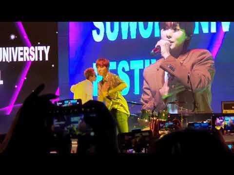 AH YEAH - Winner In Suwon Univ
