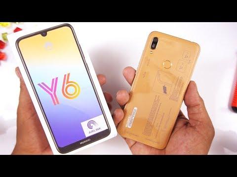 Huawei Y6 Prime 2019 Unboxing & First Look [Urdu/Hindi]
