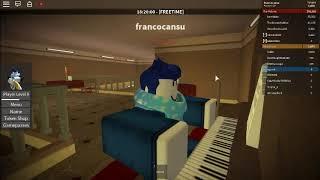 Piano de City-17 || City-RP en Roblox